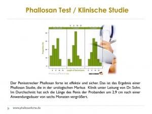 phallosan forte studie
