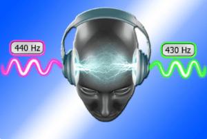 Binaurale Beats Frequenz